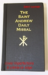 IMPERFECT -  St. Andrew Daily Missal